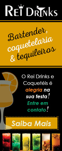 Conhe�a o Rei Drinks e Coquet�is!