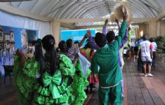 4 Salão Mineiro de Turismo - Dançando Quadrilha