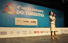 4 Salão Mineiro de Turismo - Palestra Chieko Aoki