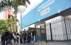 4 Salão Mineiro de Turismo - Portaria do Evento