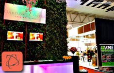 Feira Informando 2012 - Stand Garden Center