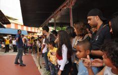 Inauguração Castelo do Terror - Parque Guanabara 6