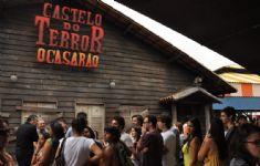 Inauguração Castelo do Terror - Parque Guanabara 11