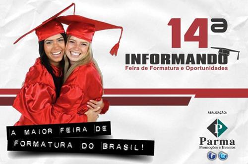 INFORMANDO 2013 - 22 a 24 de MAR�O - EXPOMINAS BH
