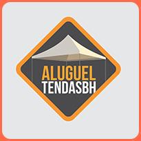 Logomarca Aluguel de Tendas BH