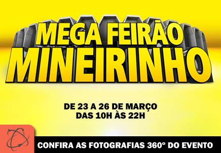 Mega Feir�o do Mineirinho 2012