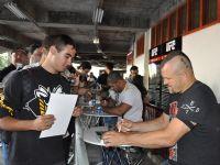 Pesagem UFC 147 BH  2