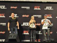 Pesagem UFC 147 BH  4
