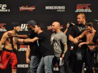 Pesagem UFC 147 BH  6