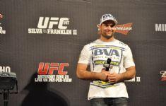 Pesagem UFC 47 BH 12