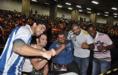 Pesagem UFC 47 BH 16