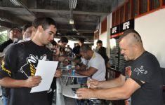 Pesagem UFC 47 BH 20
