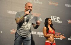 Pesagem UFC 47 BH 21
