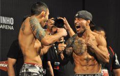 Pesagem UFC 47 BH 22