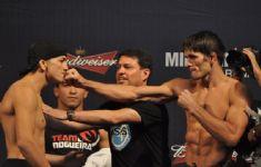 Pesagem UFC 47 BH 29