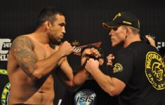 Pesagem UFC 47 BH 32