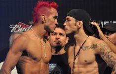 Pesagem UFC 47 BH 35