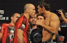 Pesagem UFC 47 BH 41