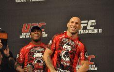 Pesagem UFC 47 BH 39