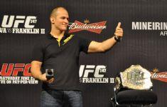 Pesagem UFC 47 BH 48