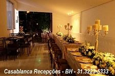 Salão de Festas BH - B. São Pedro - Casablanca 6