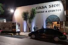 Salão de Festas em BH - Casa Sion Festas e Eventos 1
