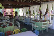 Salão de Festas no Castelo - Espaço Le Jardim 3