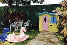 Salão de Festas no Castelo - Espaço Le Jardim 6