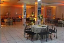 Salão de festas no coração eucaristico-La Fenice 8