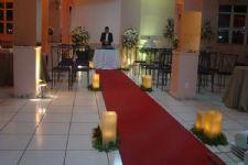 Salão de festas no coração eucaristico-La Fenice 10